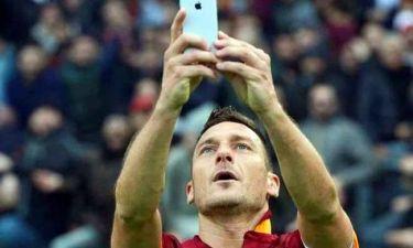 Ρόμα: Πανηγύρισε με selfie ο Τότι! (video)