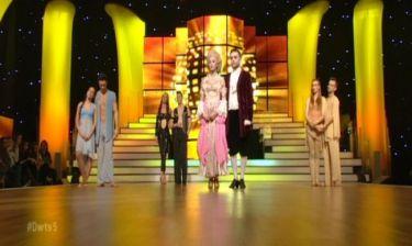 Δείτε ποιο ζευγάρι αποχώρησε από το 12ο live του «Dancing with the stars 5»