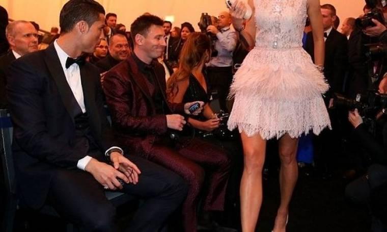 Δείτε τη γυναίκα που έκανε τον Ρονάλντο και τον Μέσι να... χαζέψουν!