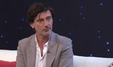 Θοδωρής Κουτσογιαννόπουλος: Μιλά για την γνωριμία του με τον Anthony Hopkins