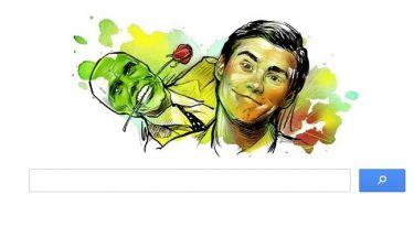Η google τιμά τον Τζιμ Κάρεϊ για τα γενέθλιά του!