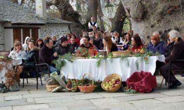 «Επιστροφή στο χωριό»:  Κυριακή στο Πήλιο