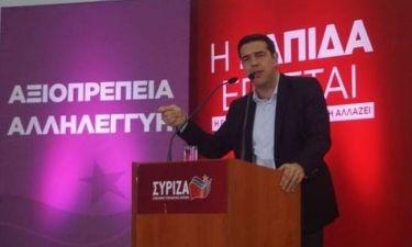 Εκλογές 2015 – Τσίπρας: Θα φέρουμε τη Δημοκρατία και την αξιοπρέπεια