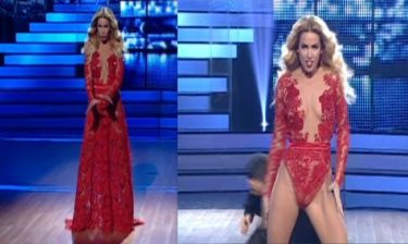 Κατερίνα Στικούδη: «Φωτιά» στα κόκκινα έβαλε με την χορογραφία της!