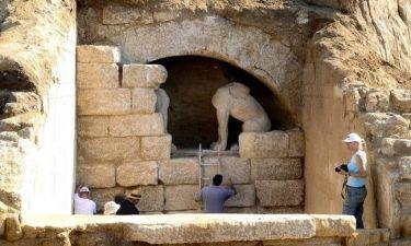 Αμφίπολη – Ντόροθι Κινγκ: Δεν είναι η Ολυμπιάδα στο τάφο