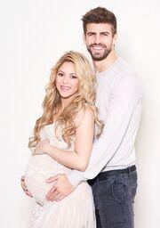 Shakira: Η φωτογράφισή της για καλό σκοπό λίγες μέρες πριν γεννήσει το δεύτερο παιδί της!
