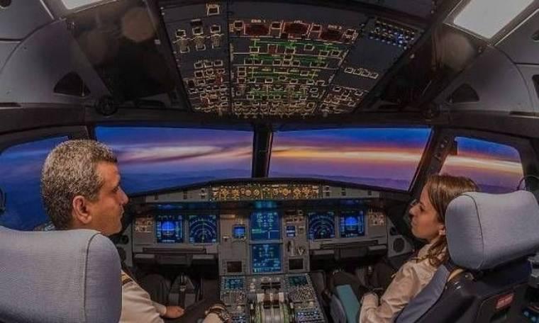 Οι πιλότοι έχουν την καλύτερη θέα! (pics)