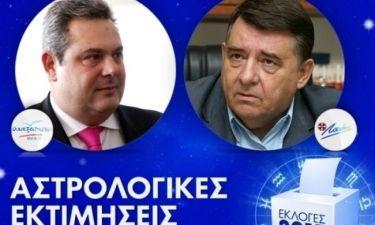 Εκλογές 2015: Πάνος Καμμένος και Γιώργος Καρατζαφέρης - Οι κληρονόμοι