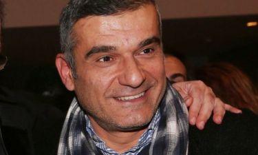 Κώστας Αποστολάκης: «Είναι πολιτικός ο ρόλος μου και ενοχλητικός θα έλεγα»
