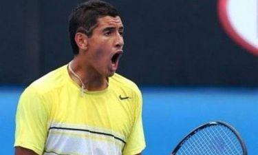 Australian Open: Στοχεύει μακριά ο Κύργιος