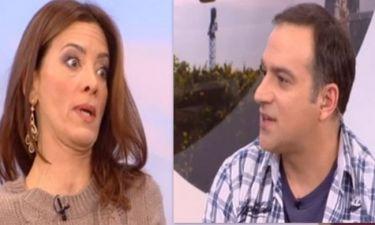 Τα νεύρα της Λέχου on air και η αντίδραση του Κατσούλη: «Θα γίνουν απολύσεις»