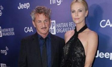 H μεγαλύτερη απόδειξη της αγάπης του Sean Penn προς τη Charlize Theron είναι σίγουρα αυτή