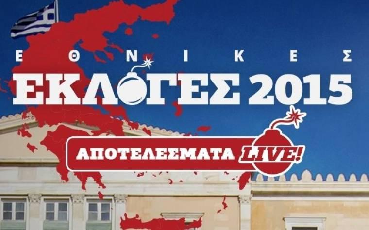 Όλα τα αποτελέσματα των εκλογών θα τα δείτε πρώτοι στην πρωτοποριακή εφαρμογή του Newsbomb.gr