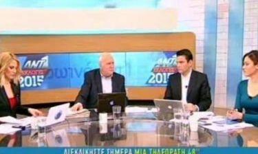 «Λύγισε» ο Παπαδάκης on air όταν μίλησε για το θάνατο της Κατερίνας Γκίκα