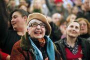 Εκλογές 2015: Η «Θεοπούλα» πανηγύρισε τη νίκη του ΣΥΡΙΖΑ!