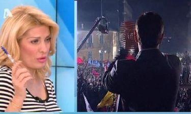 Εκλογές 2015: Η έκπληξη της Ελένης όταν πήγε να ψηφίσει…