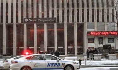 Τραγικό: Aυτοκτόνησε πρώην εργαζόμενος τηλεοπτικού σταθμού έξω από το κτίριο