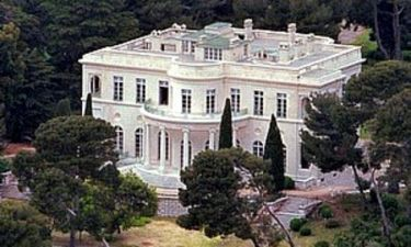 Το νέο κάστρο του Αμπράμοβιτς!