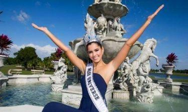 Ιππασία: Δεινή ιππεύτρια η νέα Miss Universe (photos)