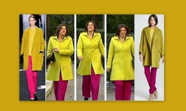 Κι όμως, η εμφάνιση της Κωνσταντοπούλου ήταν fashion πρόταση πασίγνωστης σχεδιάστριας το 2012!
