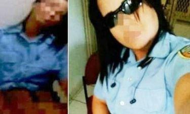 Σάλος στο διαδίκτυο με τις ακατάλληλες φωτογραφίες νεαρής αστυνομικού