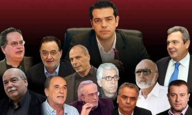 Κυβέρνηση ΣΥΡΙΖΑ- Το «who is who» του Υπουργικού Συμβουλίου