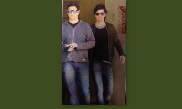 Ο Σάκης και ο κούκλος αδελφός του