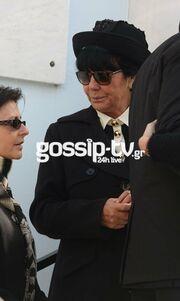 Το τελευταίο «αντίο» στον Ντέμη Ρούσσο και η αποκάλυψη της κόρης του