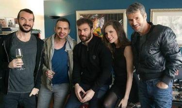 Ο Γιώργος Σαμπάνης ανανέωσε τη συνεργασία του με τη δισκογραφική του