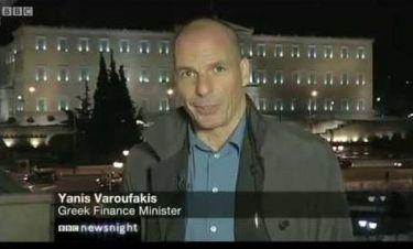 Γ. Βαρουφάκης: Με τον Νταϊσελμπλούμ χαθήκαμε στη μετάφραση (vid)