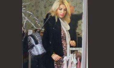 Shopping time για την ωραία Ελένη!