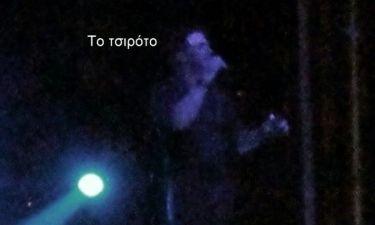Σοκ στην πίστα: Με αίματα ο Οικονομόπουλος μετά από χτύπημα πελάτη (Φωτό) (Nassos blog)