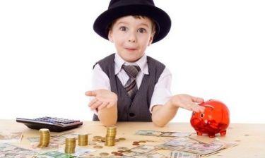 Πώς θα μάθω στο παιδί μου να διαχειρίζεται σωστά τα χρήματά του;