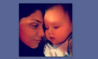Αγγελική Ηλιάδη: Το αισιόδοξο μήνυμά της και η νέα τρυφερή φωτογραφία με τον μικρό της γιο!