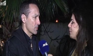 Πέτρος Ίμβριος: «Συνεχίζω και αγαπώ τη πρώην γυναίκα μου, Ναταλία»