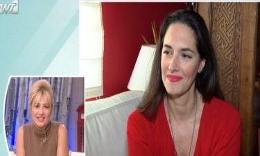 Νόνη Δούνια: «Ήθελα να αλλάξω την μύτη μου»