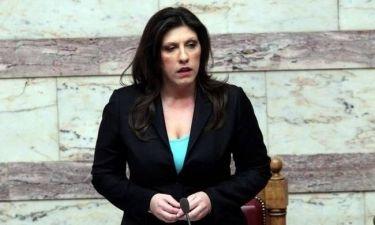 Νέα πρόεδρος της Βουλής η Ζωή Κωνσταντοπούλου