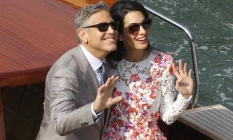 Η απίθανη έκπληξη του George Clooney για τα γενέθλια της συζύγου του Amal!