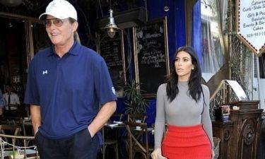 Ξεκαρδιστήκαμε: Δε θα πιστεύετε τι έκλεψε ο Bruce Jenner από την Kim Kardashian!