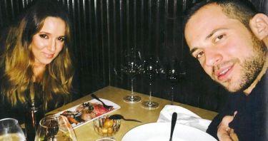 Το πριβέ ρομαντικό δείπνο της Καλομοίρας με τον σύζυγό της!