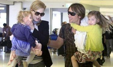 Νικόλ Κίντμαν: Δε φαντάζεστε τι θέλει να γίνει η κόρη της όταν μεγαλώσει! (εικόνες)
