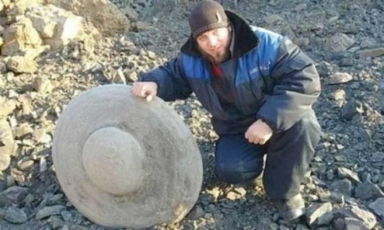 Σιβηρία: Εντοπίστηκε μυστηριώδες αντικείμενο σε σχήμα UFO (Video & photos)