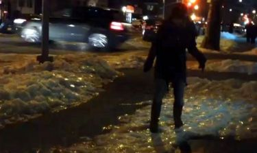 Άφησε το «Μπρούσκο» και κάνει πατινάζ στους δρόμους της Νέας Υόρκης!