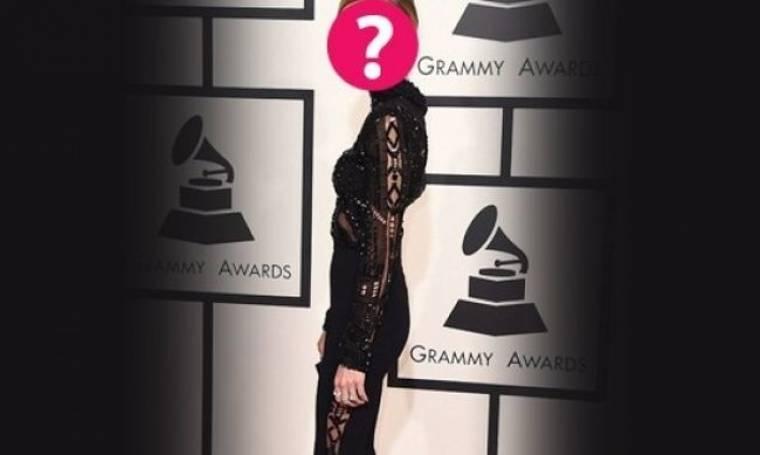 Κρίμα: Η τρομακτικά αδύνατη σιλουέτα της star ξεσήκωσε θύελλα αντιδράσεων στα Grammys