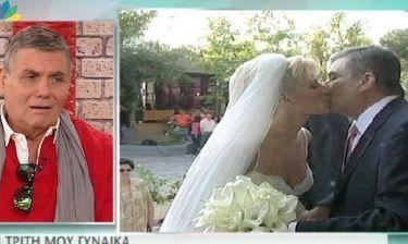 Γιώργος Τράγκας: Παντρεύτηκε δυο φορές την τρίτη γυναίκα του και αιτία ήταν η Τατιάνα