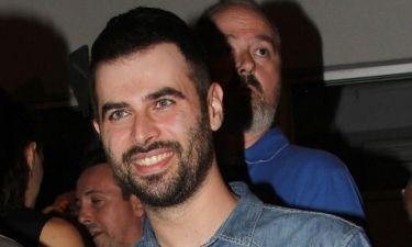 Γιώργος Παπαδόπουλος: «Είµαι πάρα πολύ ευτυχισµένος και πάρα πολύ καλά»