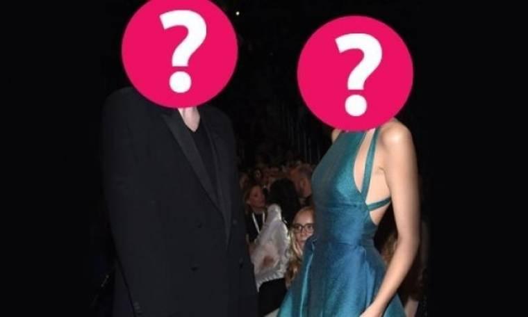 Αυτό και αν είναι... αναπάντεχο ζευγάρι! Ποια pop star φλερτάρει με «dark»τραγουδιστή;