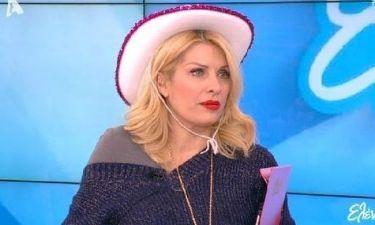 Είπε στη Μενεγάκη on air: «Πάψε Ελένη, πάψε… Μη με εκθέτεις»!