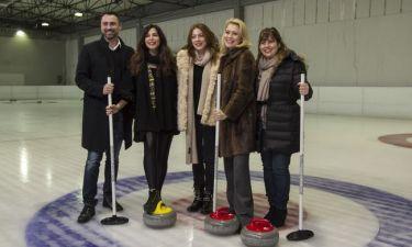 Ο Γιώργος Καπουτζίδης και η «Εθνική Ελλάδος» μας έμαθαν curling