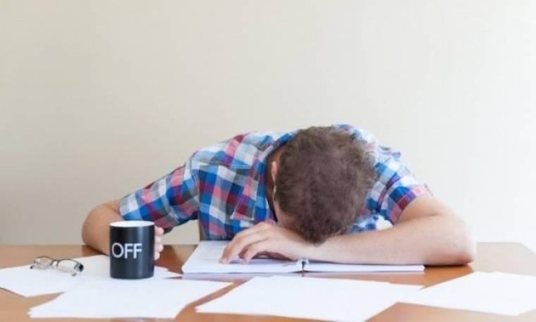 Σας λείπει ύπνος; Δείτε τι πρέπει να κάνετε